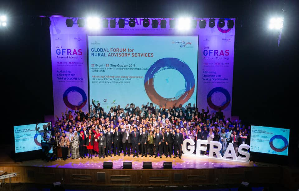 GFRAS group picture