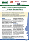 GFRAS GGP Note14 Community Knowledge Worker for RAS Page 1