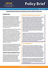 AESA Policy Brief 1 July 2016 Page 1